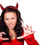 悪魔の美女