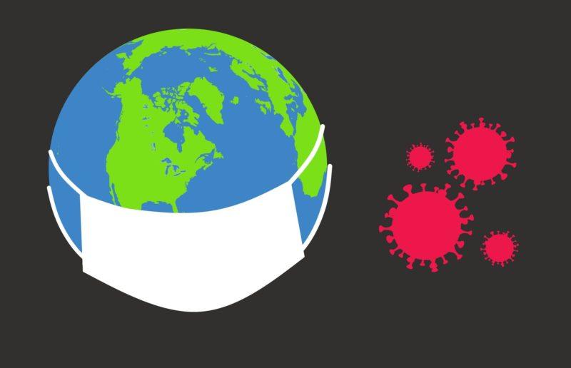地球がマスク