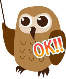 OKフクロウ